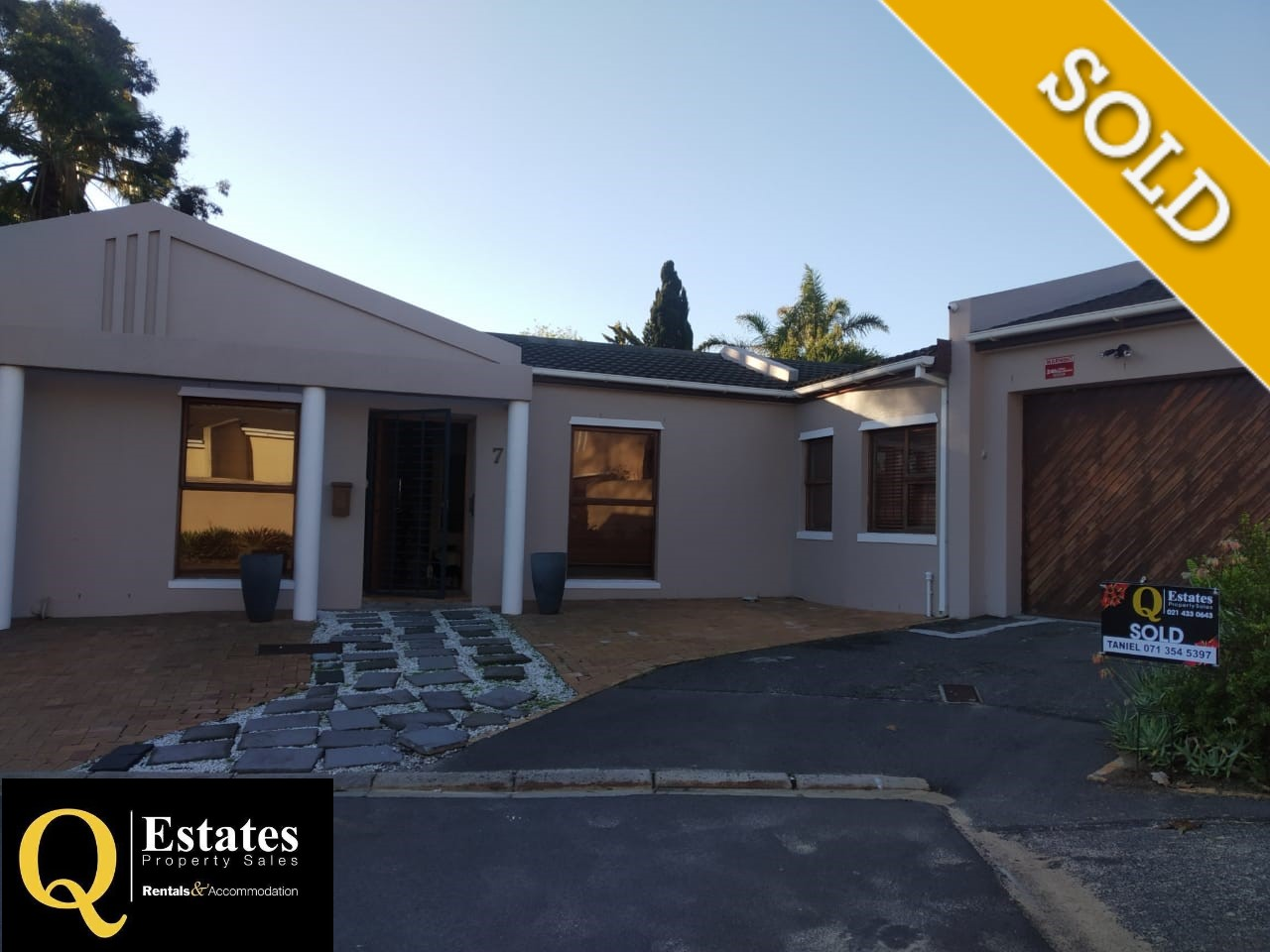 ###**The Latest property sold by our incredible team at Q Estates**